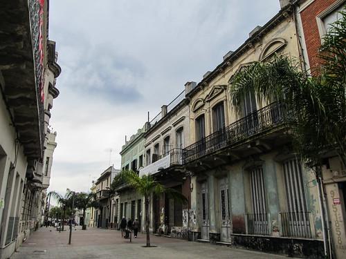 Montevideo: la vieille ville