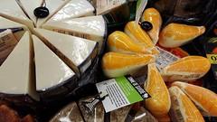 Yum. Cheese