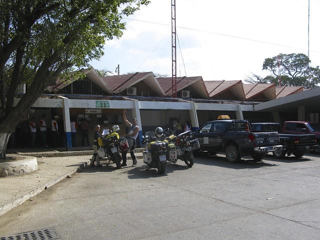 Fr Gränsentill Santa Ana, Salvador 021