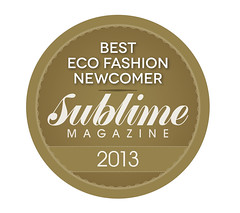 Best eco fashion newcomer
