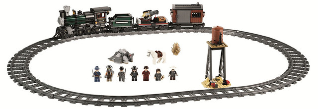 LEGO The Lone Ranger 79111 – Eisenbahnjagd