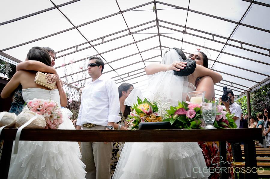 Janaina e Daniel Renza e Gustavo Casamento Duplo em Arujá Sitio 3 irmãos (98 de 195)