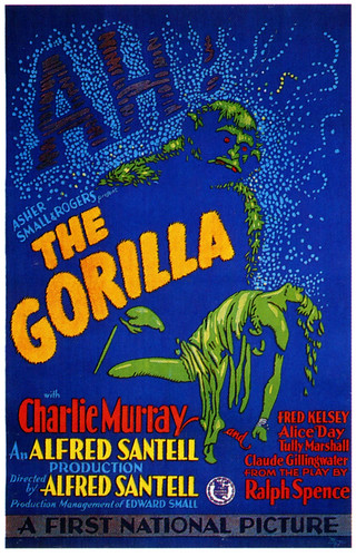 Ah! The Gorilla by paul.malon
