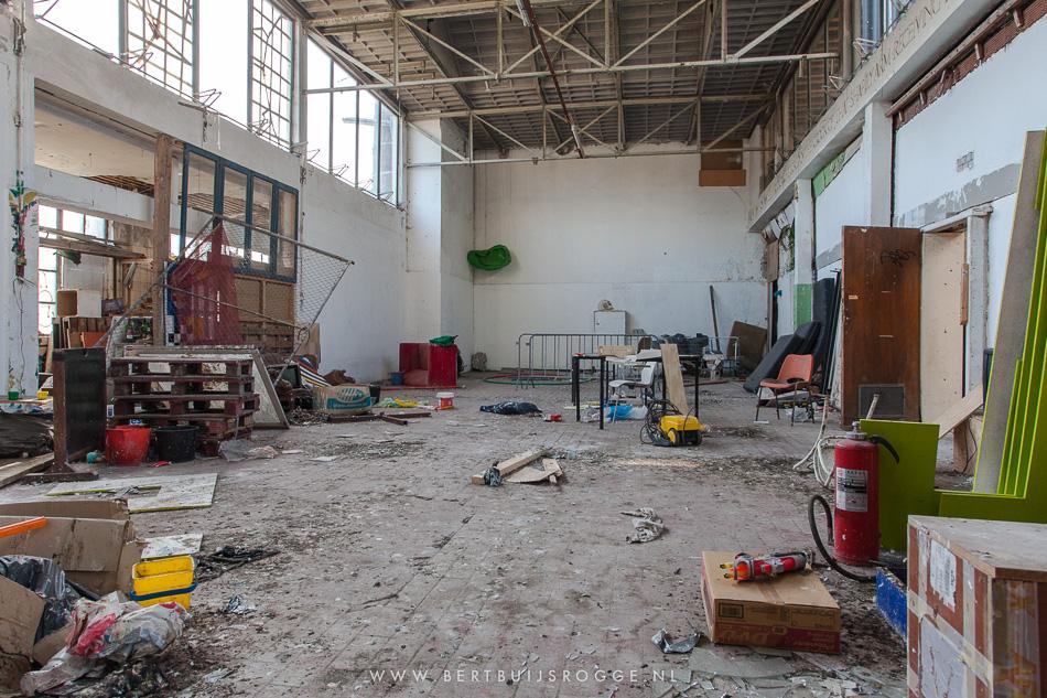 Fabriek van Delfshaven Rotterdam