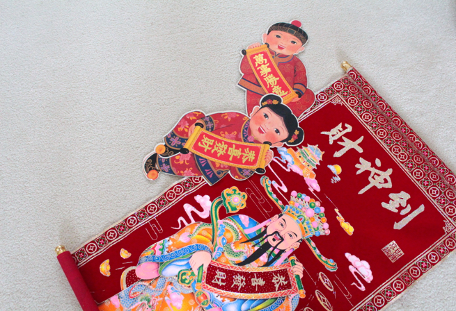 cny decorations