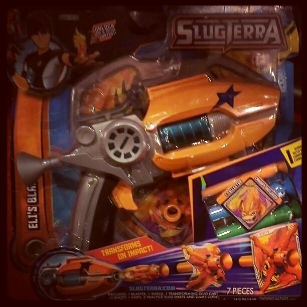 Slugterra Toy Blasters