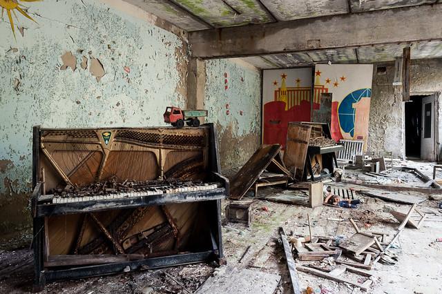 "Pripyat - Kindergarten ""Ivushka"" (Ивушка)"