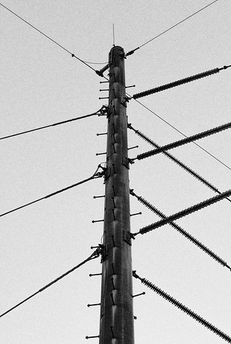 sky lines landscape support power florida places structure pole powerline connected various telephonepole telephonewires beams connection communicate connections jdmiller