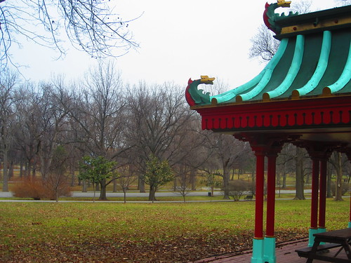 Tower Grove Park: Asian Influence