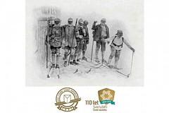 Lyžování v Česku 1903 až 2013 po dekádách