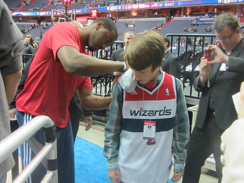 john wall, autogtaphing, truth about it, adam mcginnis