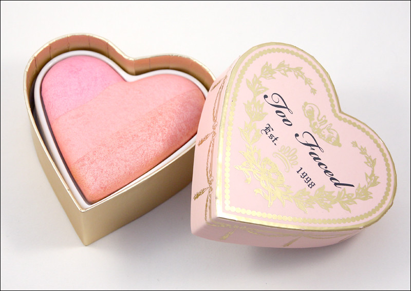 Too faced Sweethearts perfect flush blush2