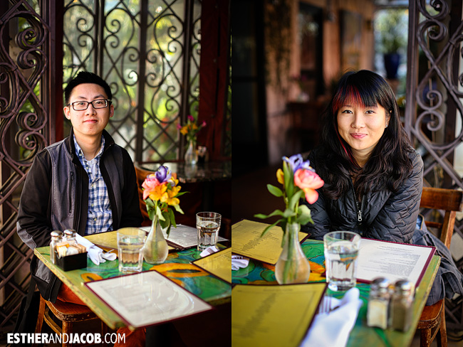 Choose Your Own Adventure Valentines Date - Cafe Verona