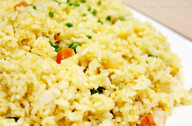 Yang Chow Fried Rice P168