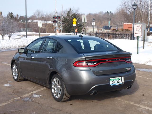 2013 Dodge Dart Limited 14