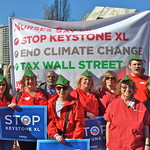 Stop Austerity, Stop Keystone: Our Planet, Our Health