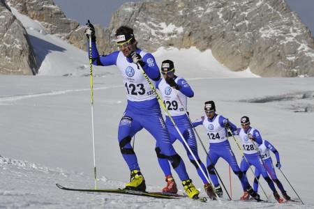 Náročný test na zákeřné trati v Davosu mají za sebou běžci