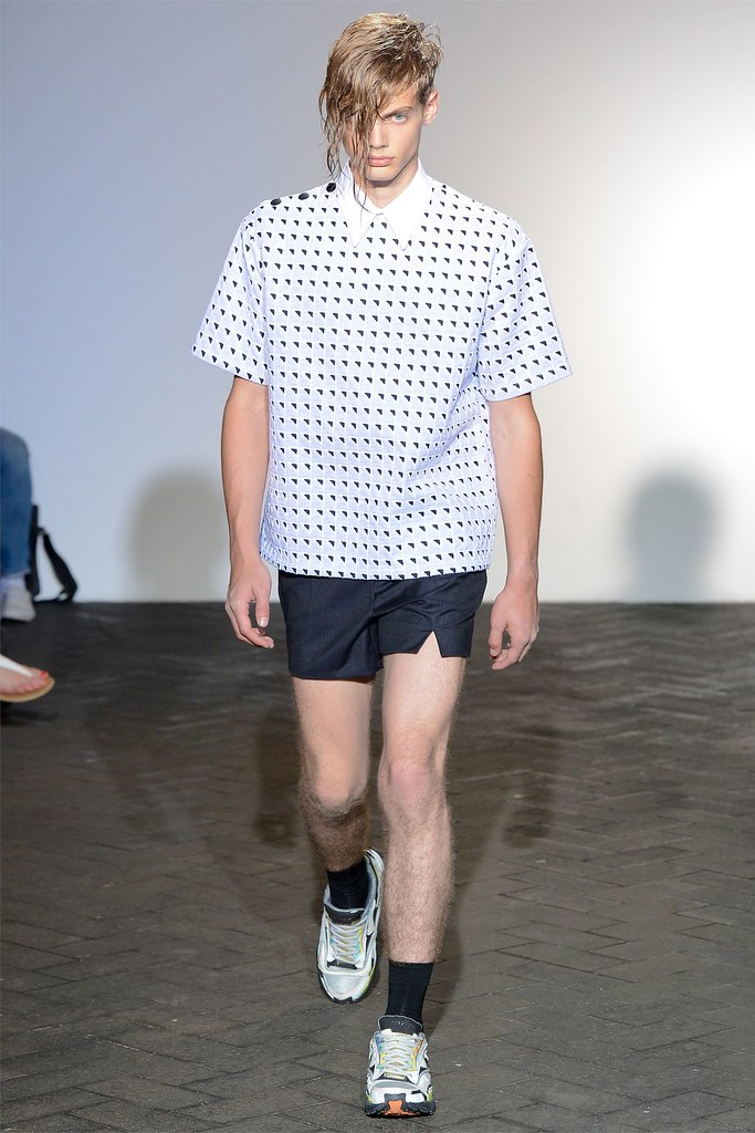 Justus Eisfeld3014_SS13 Paris Raf Simons(vogue.it via Flashbang  @TFS)
