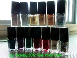 elf Holiday 2012 Nail Polish Cube