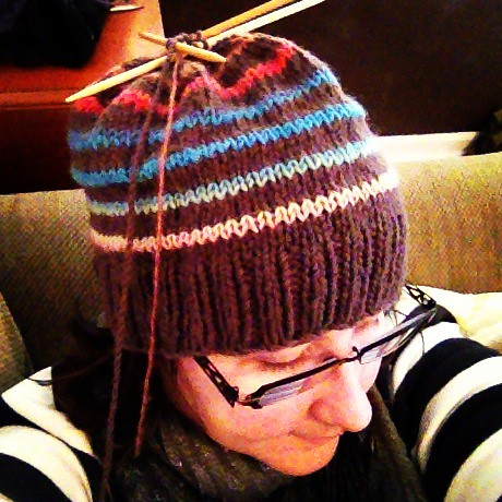 hat nearly done