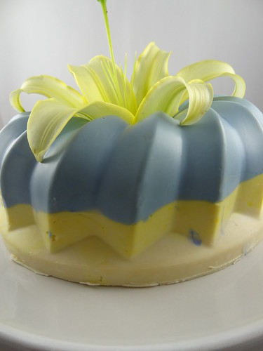 Blueberry Lemon Soap Cake - The Daily Scrub (Feb 2013)