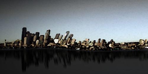 Bent City - e.m. cadwaladr
