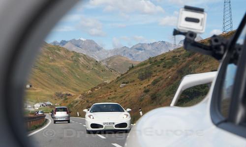 GoProとフェラーリ