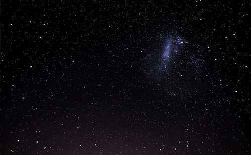 Large Magellanic Cloud and Tarantula by Astronomr