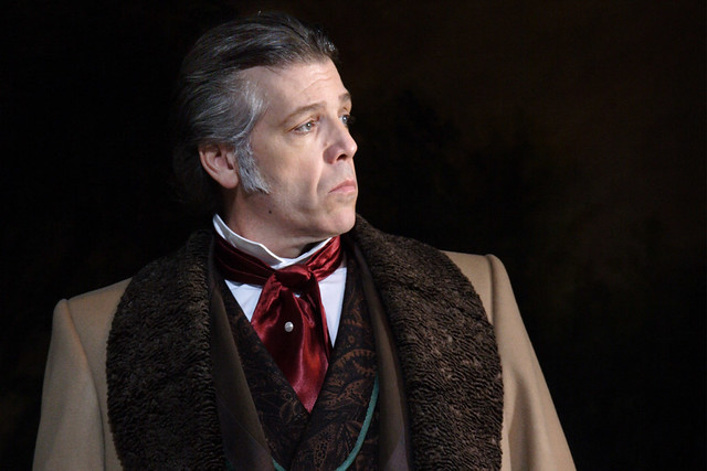 Thomas Hampson as Giorgio Germont in La Traviata © ROH / Catherine Ashmore 2009