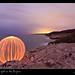 Ball of Light on the Precipice by SVA1969