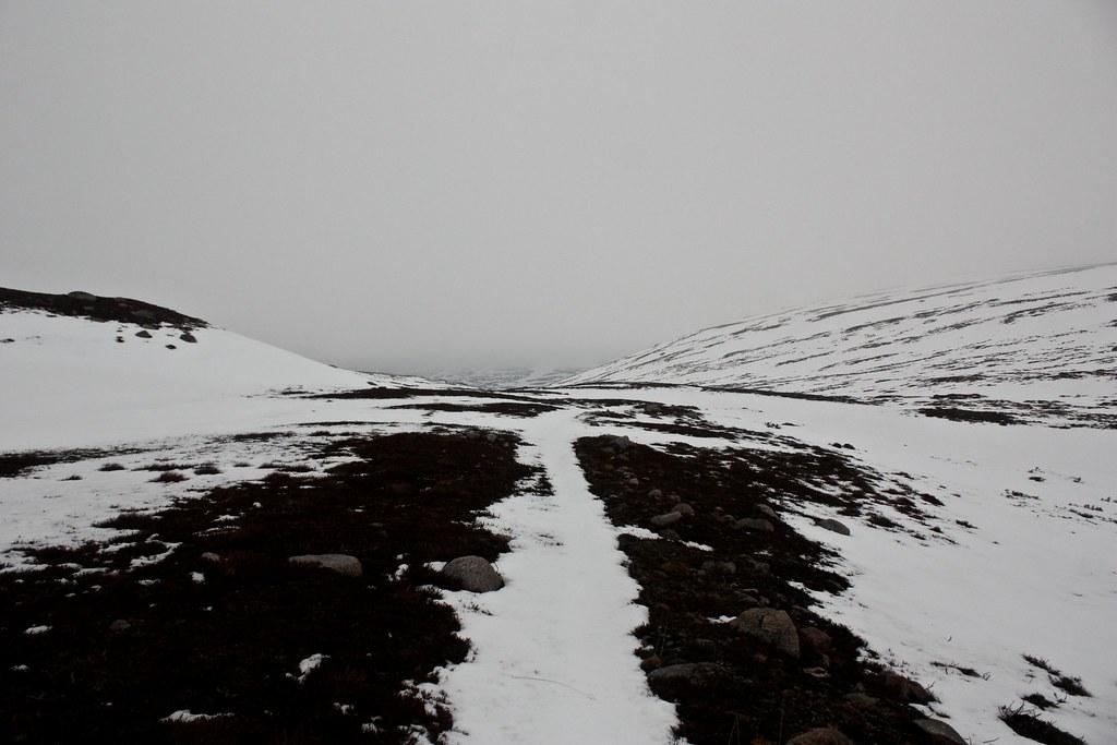 The Glen Gairn Track
