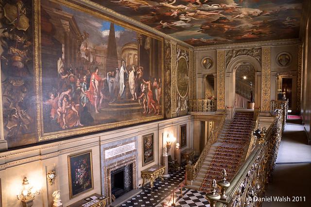 Chatsworth House Interior