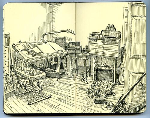 my studio 2013