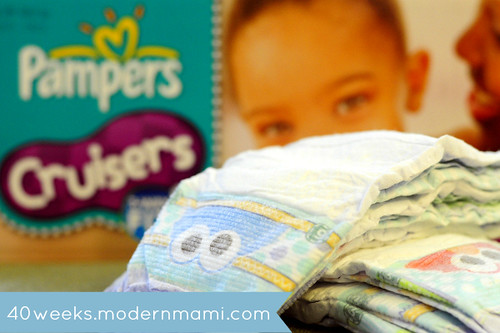 Pampers Cruisers Baby Diapers