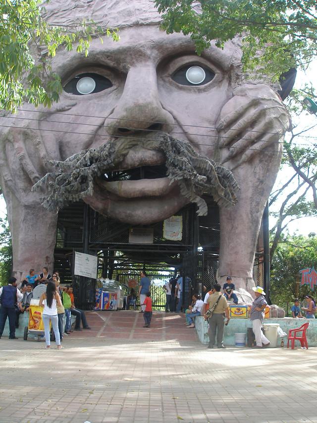 Monumento al mohán