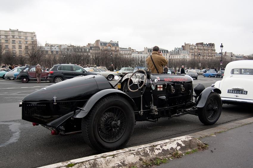 1936 Bentley 4 1/2 Litre ''Brookland'' 2