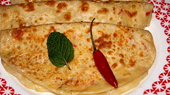 meal, breakfast, flatbread, paratha, tortilla, roti prata, food, dish, roti, cuisine, indian cuisine,