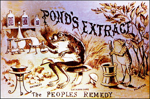 Dr. Frog Will See You Now ...  about 1885