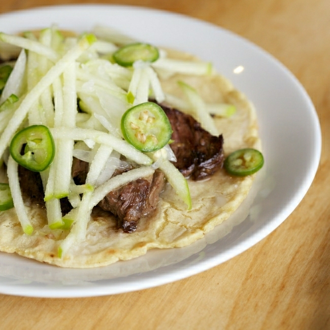 Hanger Steak Taco 2