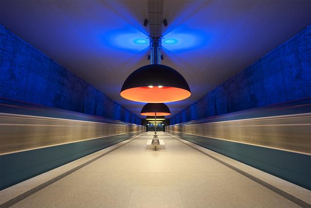 U-Bahn Munich