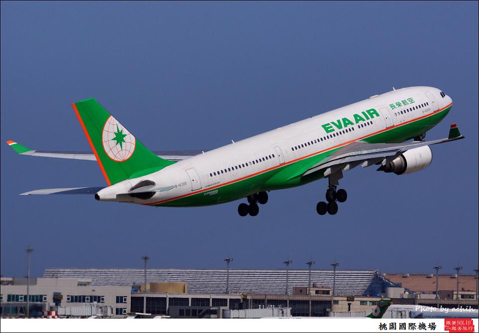 長榮航空B-16305客機007