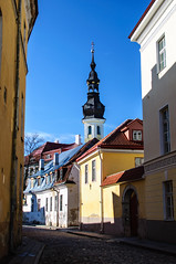 Early spring days in Tallinn