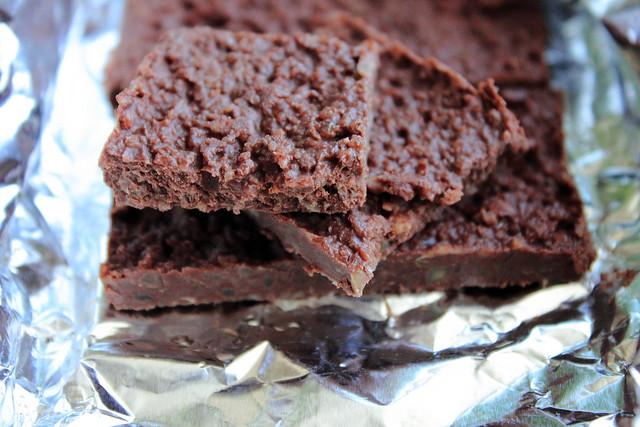 ореховый шоколад
