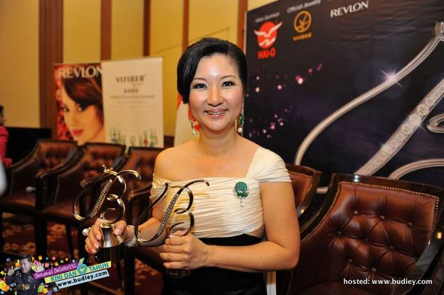 Bella Heart Awards & The Bella Award Winner - Dato' Ruby Khong