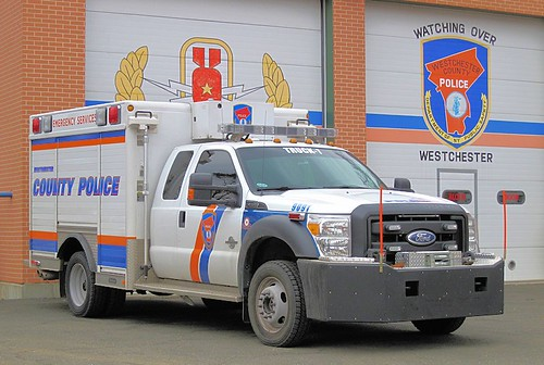 Westchester County PD ESU Truck 1 by Seth Granville