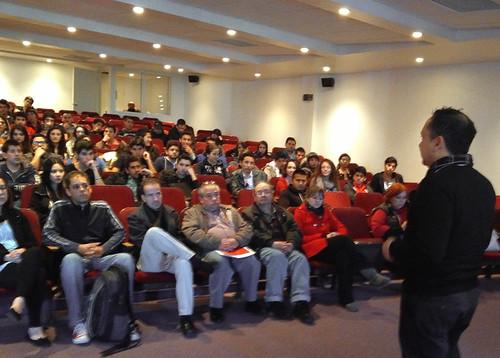 206 Universidad Iberoamericana Master Plan / Think Tank Remodel