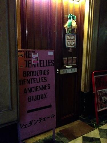 Chez Dentelles, Paris