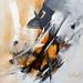 Eric Munsch / 80 x 80 cm
