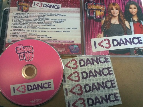 VA   Shake It Up: I <3 Dance OST (Deluxe Edition) (2013) (MP3 + iTunes Plus AAC M4A) [Album]