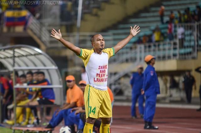 Kedah (3) VS KL (0)